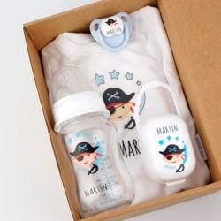 Pack colección Pirata Personalizada