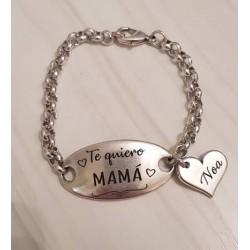 Pulsera Te quiero Madrina