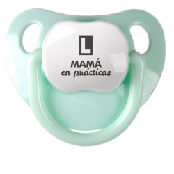 Chupete Baby Mamá en Prácticas