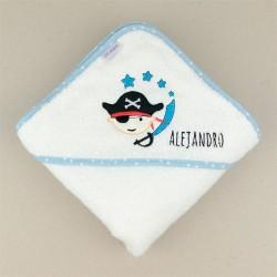 Capa de baño Hada Personalizada