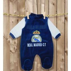 Pijama Real Madrid marino