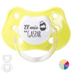 Chupete Navideño Chupete Navideño El mío es Gaspar