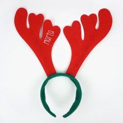 Bola árbol de navidad con nombre
