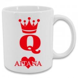Taza Pica King personalizada