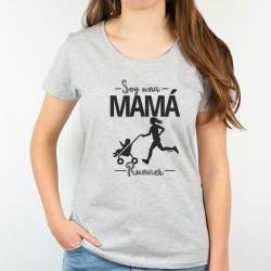 Camiseta Personalizada (nombre Mamá) La mejor Mamá del mundo, by (nombre/s hijo/s)